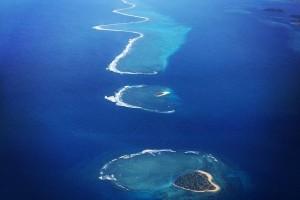 tavarua island landscape