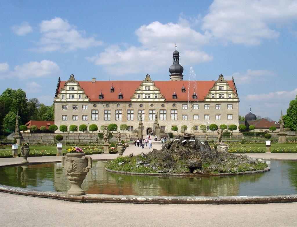 castello di Weikersheim