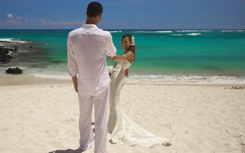 sposi mauritius beachcomber