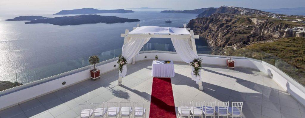 viaggio nozze santorini