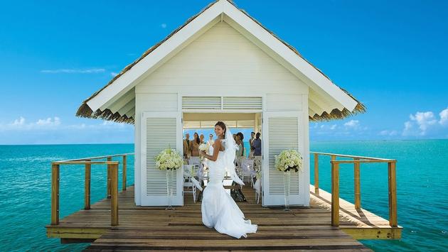 viaggio di nozze in un sandals resort