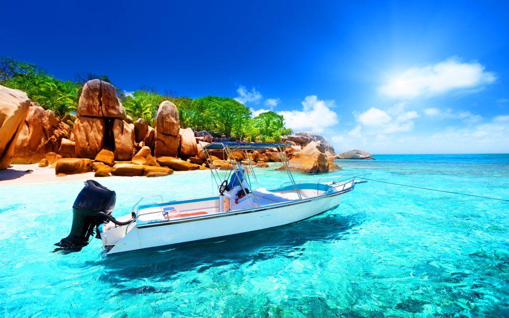 quando andare alle seychelles