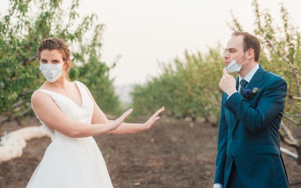 viaggio di nozze al tempo del covid-19